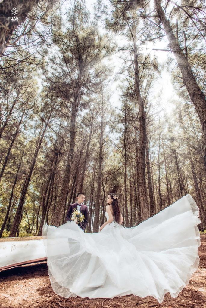 chụp ảnh cưới đẹp tại đại lải