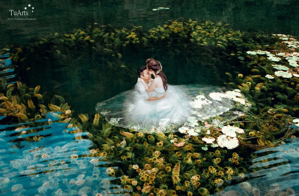 Ảnh viện áo cưới đẹp ở Hà Nội