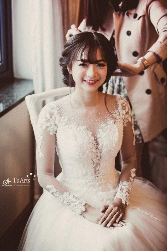 4 xu hướng trang điểm cô dâu hot nhất năm 2016