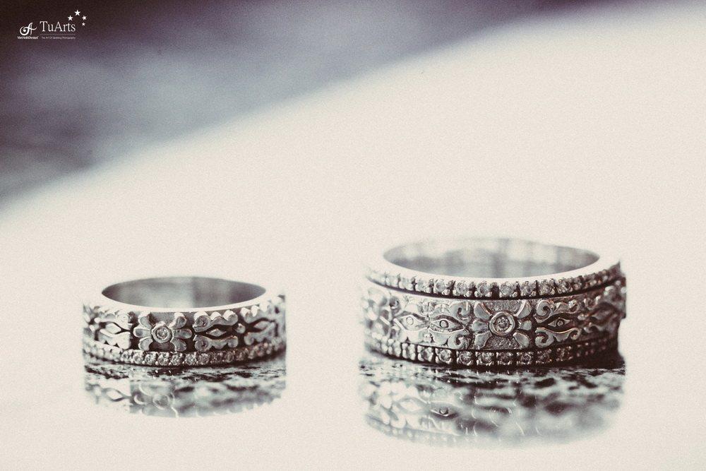 """""""Đeo nhẫn cưới"""" những điều cần biết"""