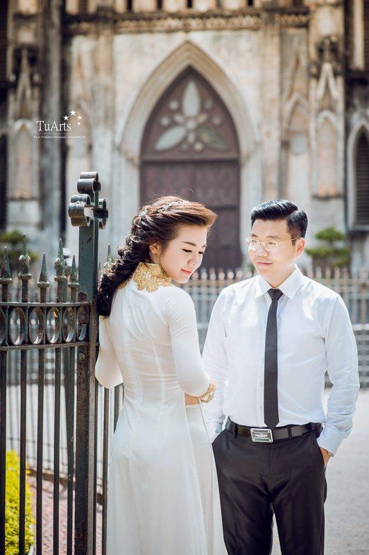 Những địa điểm chụp ảnh cưới đẹp HOT giới trẻ yêu thích 2