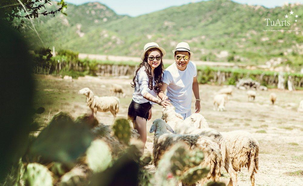 Kinh nghiệm chụp ảnh cưới ở Miền Nam 5