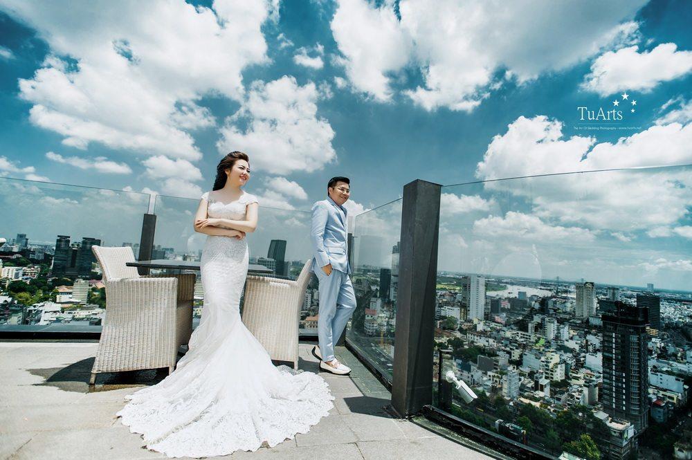 Chụp ảnh cưới đẹp nhất ở Hà Nội