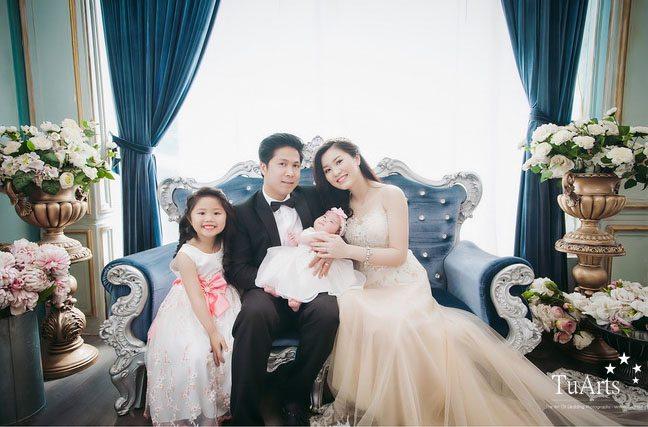 ẢNH GIA ĐÌNH: Album ảnh gia đình chị Ngọc Anh