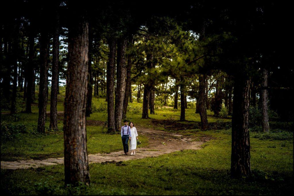 Những địa điểm chụp ảnh cưới đẹp tại Đà Lạt 1