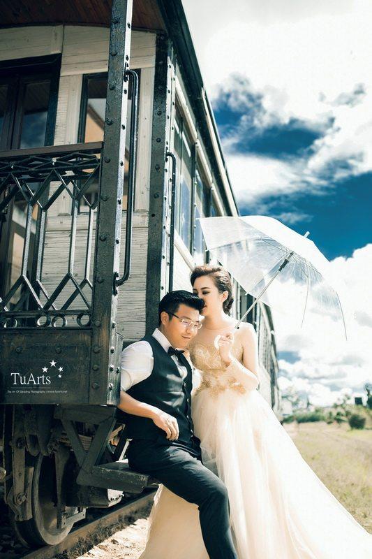 Kinh nghiệm lựa chọn Studio chụp ảnh cưới 6