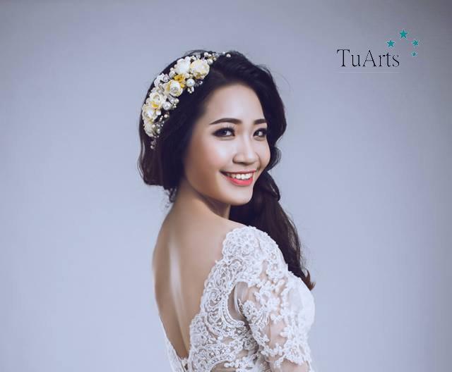 trang điểm cô dâu đẹp nhất