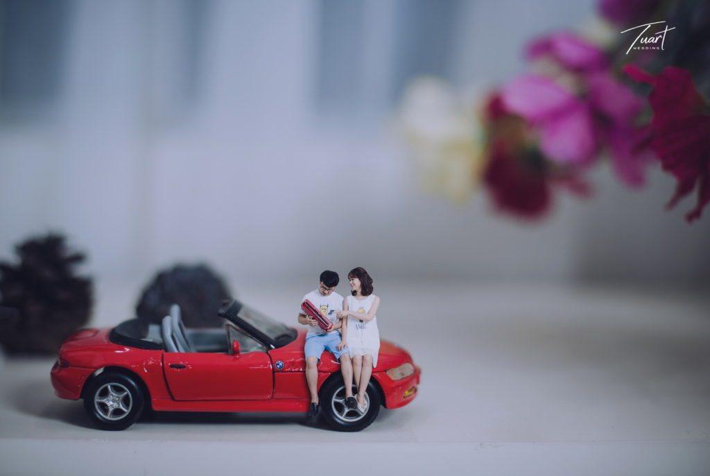 chụp ảnh cưới đẹp theo concept