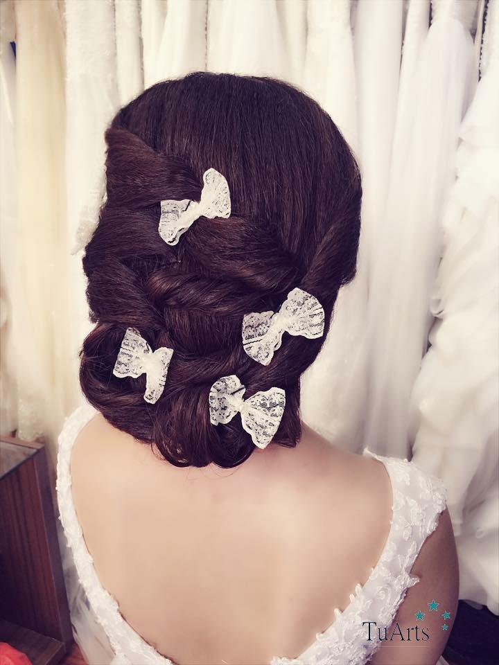cách trang điểm cô dâu tự nhiên