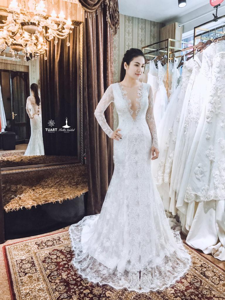 Bella Bridal - Thương hiệu váy cưới cao cấp Hà Nội 0
