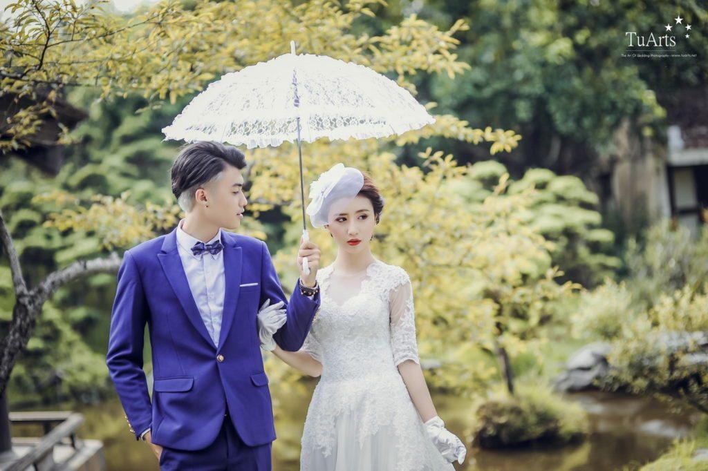 Cách chọn phấn nền trang điểm cô dâu 13