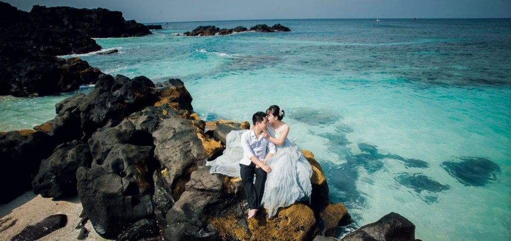 Chụp ảnh cưới ngoại cảnh. Tại sao không? 5