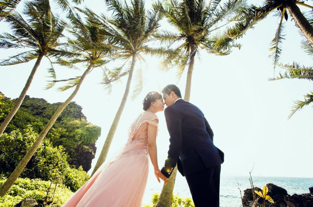 Chụp ảnh cưới ngoại cảnh. Tại sao không? 6