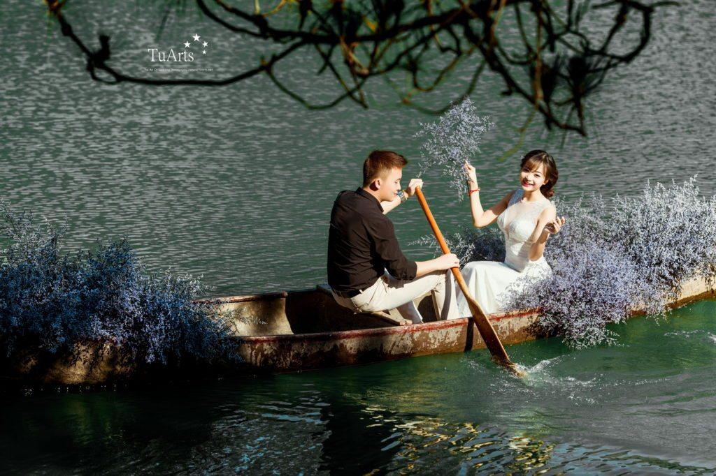 Chụp ảnh cưới ở đâu đẹp tại Hà Nội? 1
