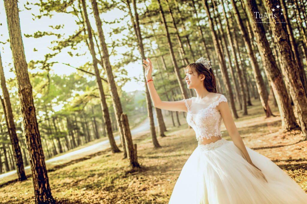 2 lưu ý khi trang điểm cưới cho cô dâu 2