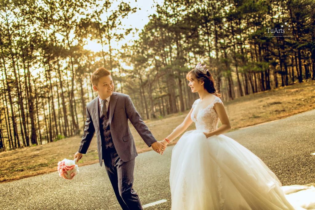 Nên thuê váy cưới đẹp ở đâu?