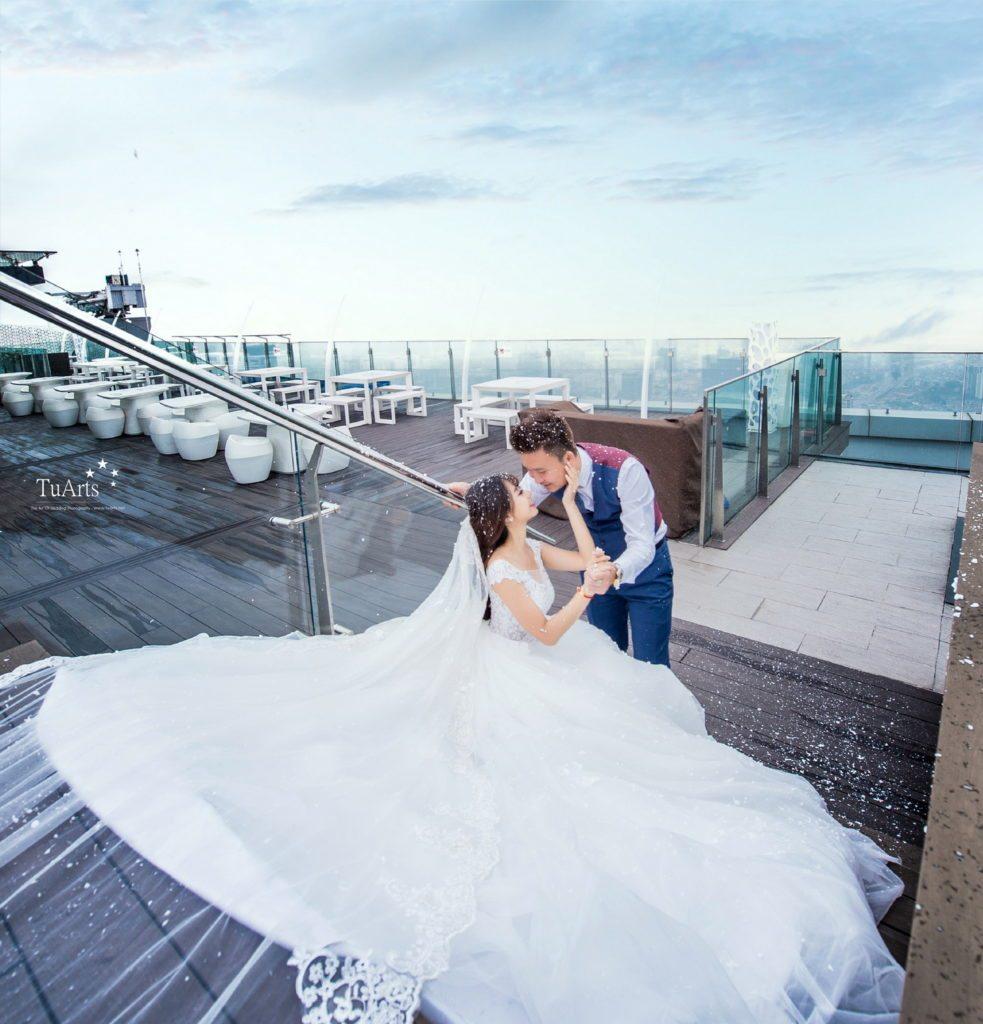 Những địa điểm chụp ảnh cưới đẹp HOT giới trẻ yêu thích