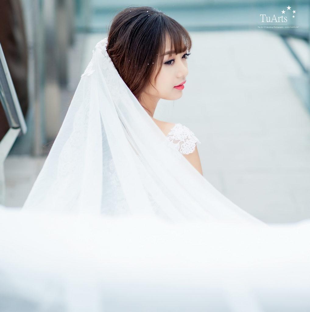 2 lưu ý khi trang điểm cưới cho cô dâu