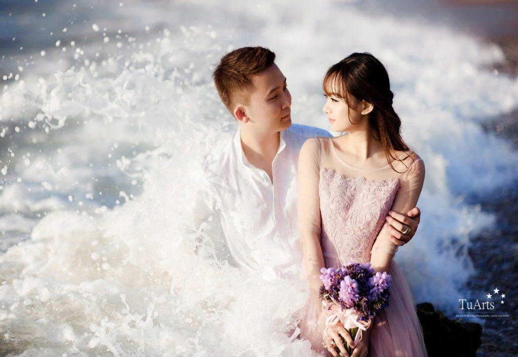 Chia sẻ kinh nghiệm khi chụp ảnh cưới hà nội ngoại cảnh 3