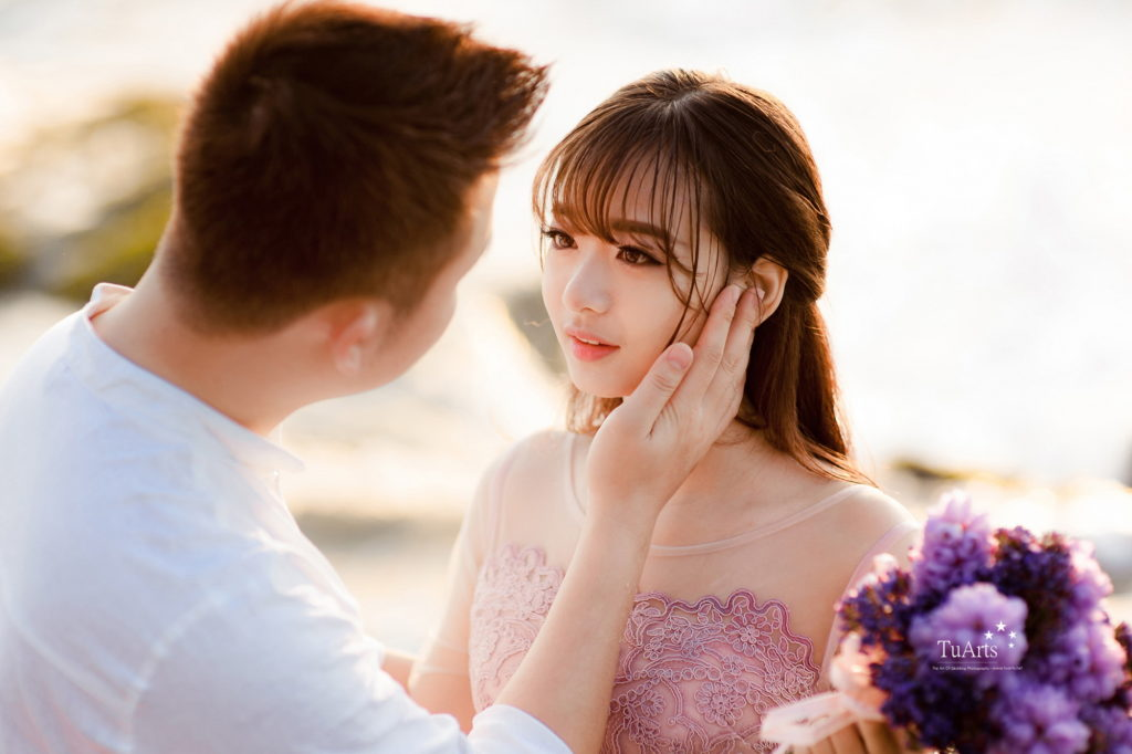 Bí quyết chụp ảnh cưới đẹp nhất tại TuArt Wedding