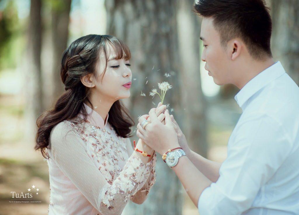 Bí quyết chụp ảnh cưới đẹp 8