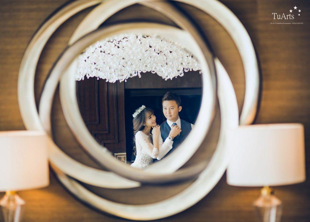 Mẹo nhỏ để chụp ảnh cưới đẹp khi trời mưa 5