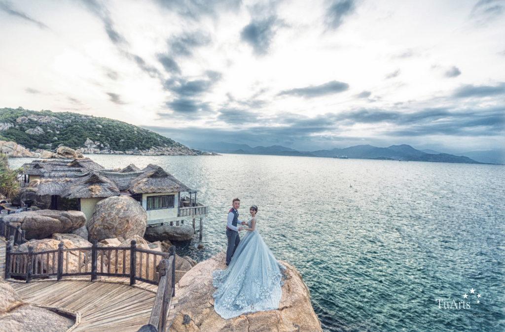 Album tại Nha Trang – Đà Lạt – Hà Nội – SaPa : Tuấn Tú & Phương Anh – Album chụp ảnh cưới đẹp