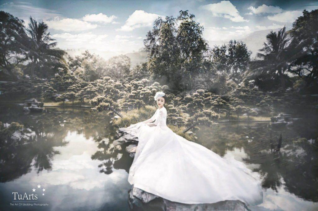 Chia sẻ kinh nghiệm chụp ảnh cưới Hà Nội 3