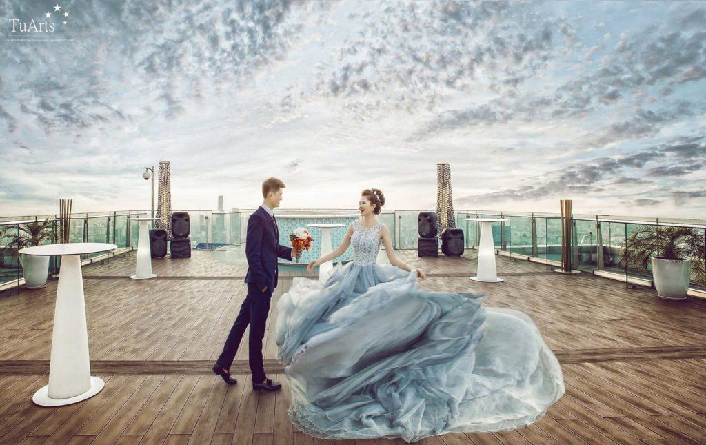 5 địa điểm chụp ảnh cưới Hà Nội mê hoặc 2