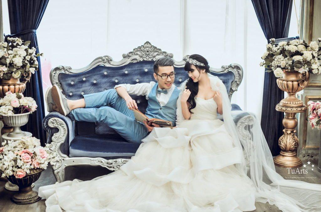Chia sẻ kinh nghiệm chụp ảnh cưới Hà Nội 7