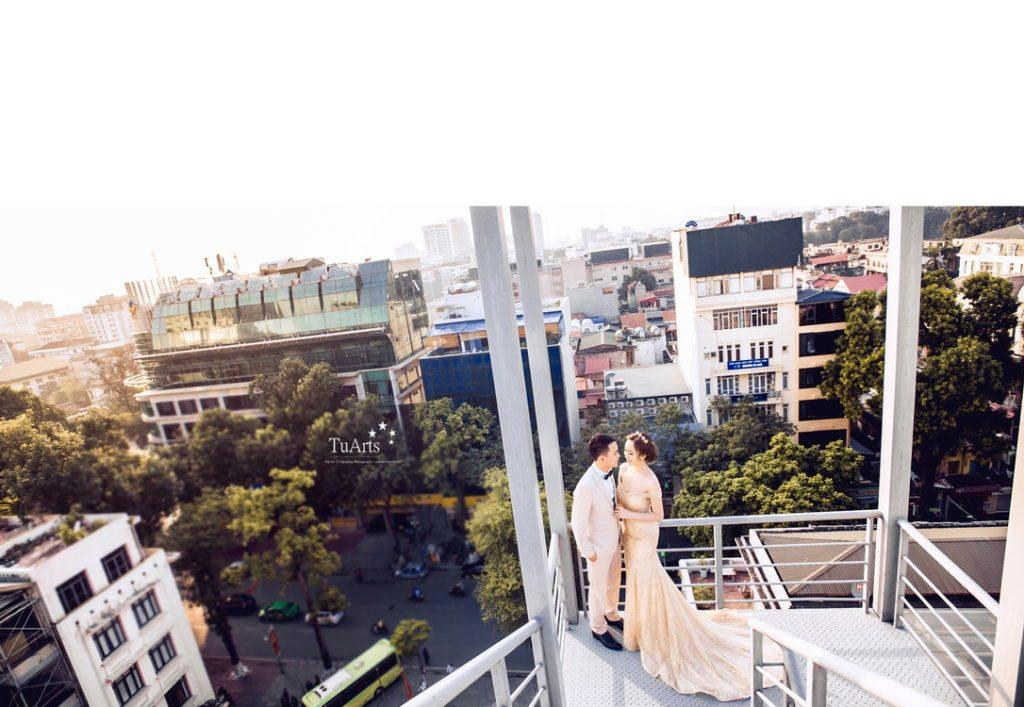 Chia sẻ kinh nghiệm chụp ảnh cưới Hà Nội 8