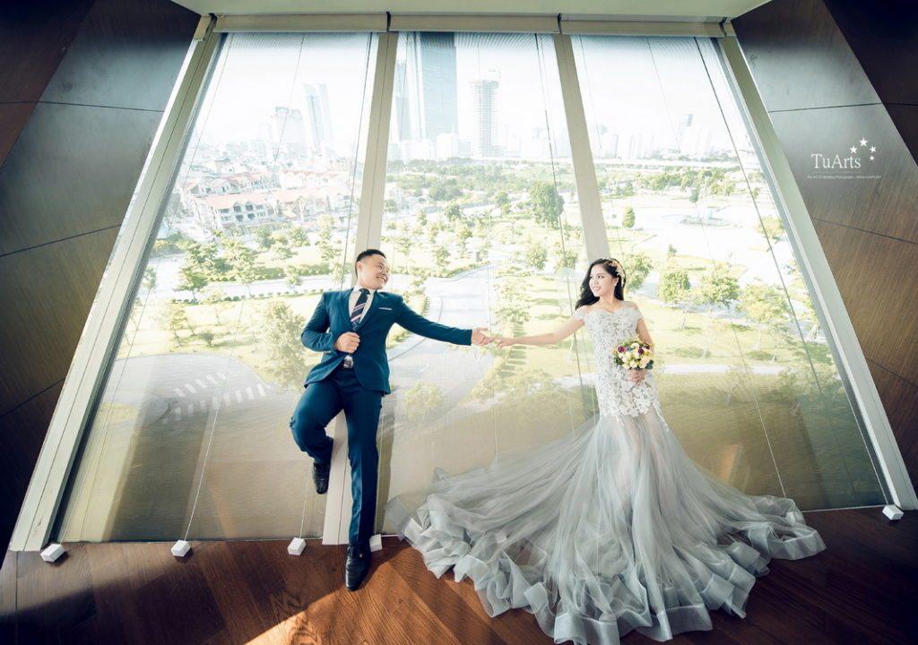 Chia sẻ kinh nghiệm chụp ảnh cưới Hà Nội 9
