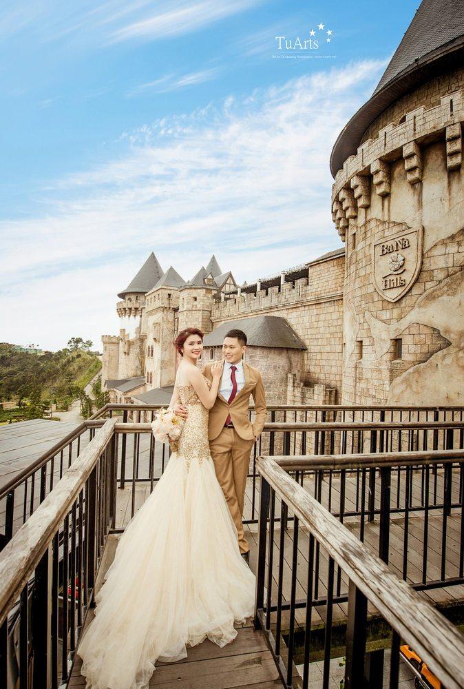 Những địa điểm khó cưỡng khi muốn chụp ảnh cưới đẹp Đà Nẵng 1