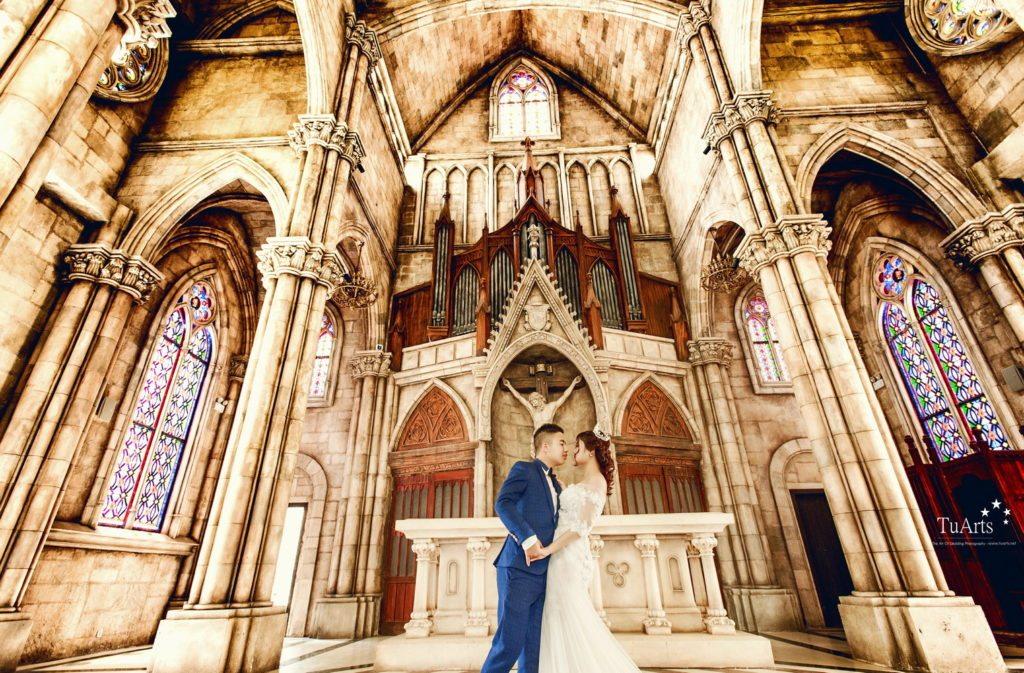 4 lưu ý cần biết khi chụp ảnh cưới đẹp ở Đà Nẵng 2