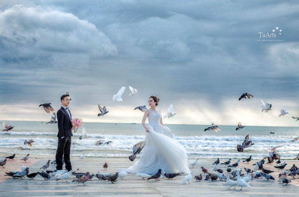 Những địa điểm như mơ chụp ảnh cưới đẹp ở Đà Nẵng 2