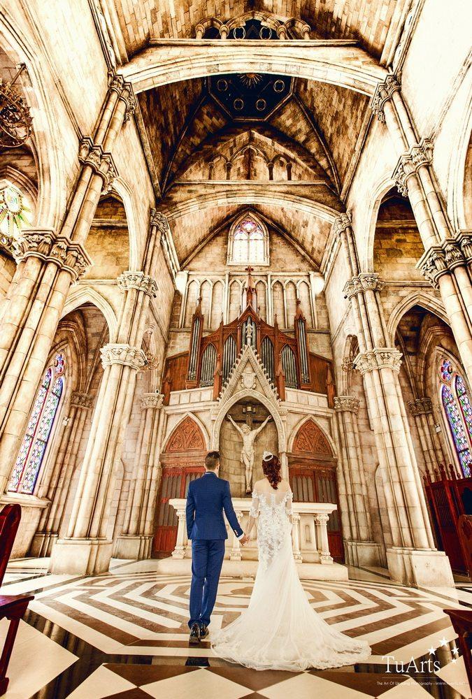 Những địa điểm như mơ chụp ảnh cưới đẹp ở Đà Nẵng 4