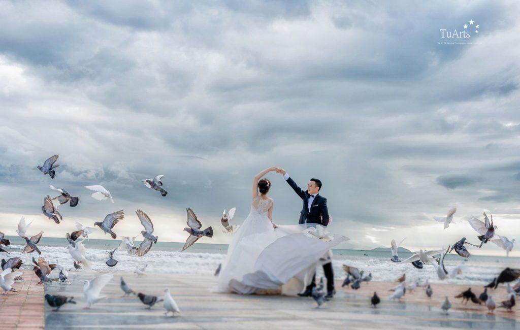 4 lưu ý cần biết khi chụp ảnh cưới đẹp ở Đà Nẵng 6