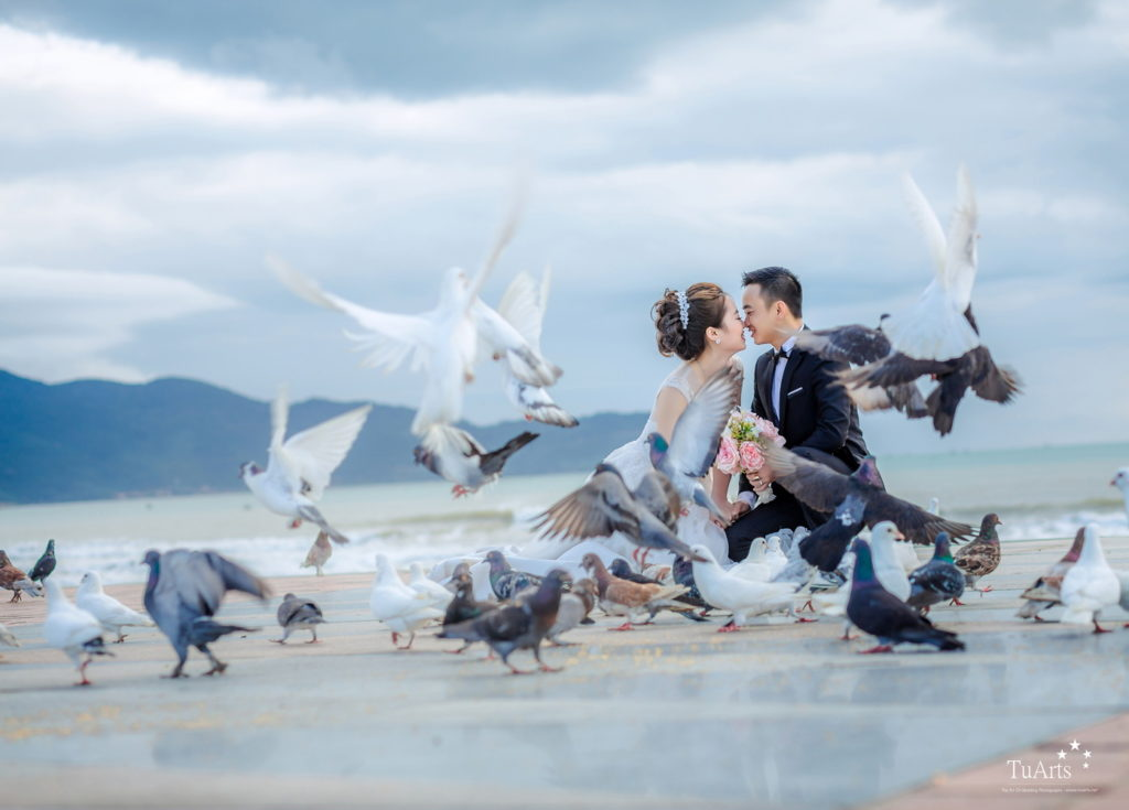 8 địa điểm chụp ảnh cưới đẹp Đà Nẵng không thể bỏ qua