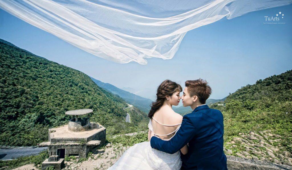 Những địa điểm như mơ chụp ảnh cưới đẹp ở Đà Nẵng 5