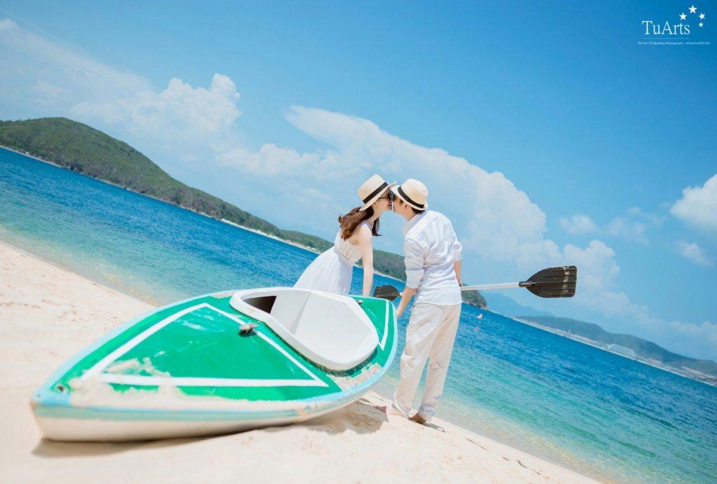 Tổng hợp những địa điểm chụp ảnh cưới Nha Trang không mất phí 3