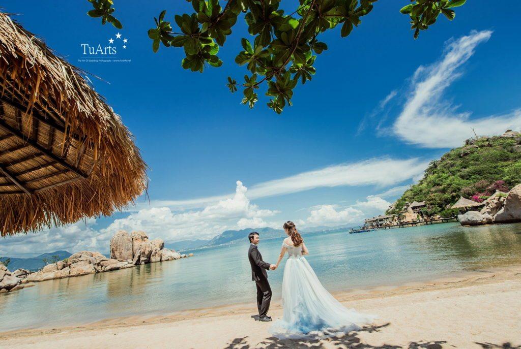 Tổng hợp những địa điểm chụp ảnh cưới Nha Trang không mất phí 2