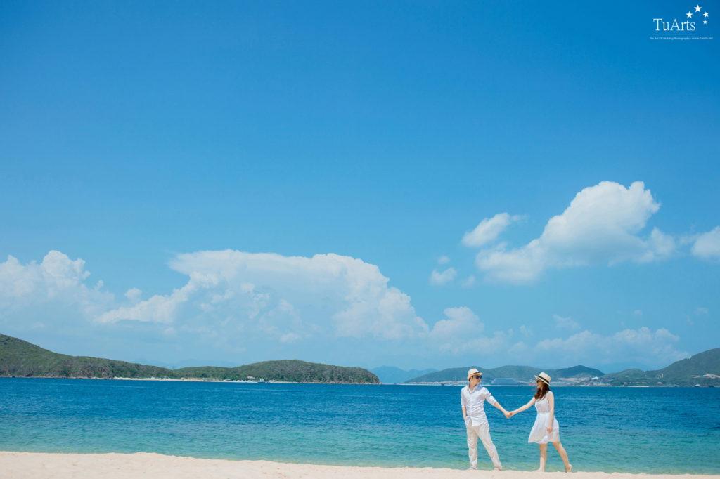 Tổng hợp những địa điểm chụp ảnh cưới Nha Trang không mất phí 1