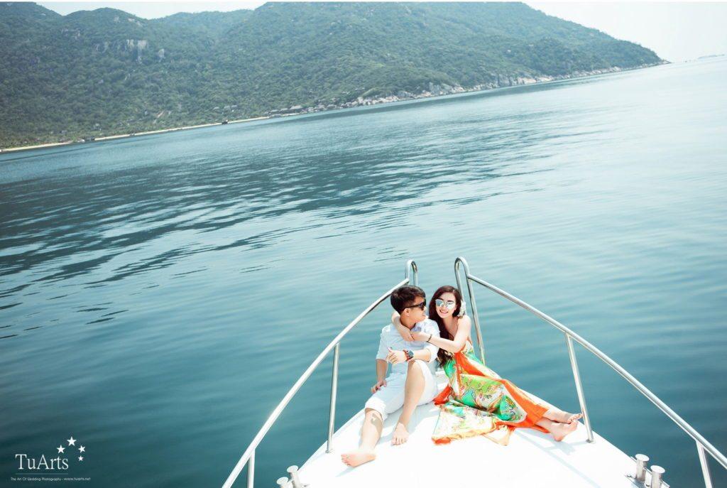 Chụp ảnh cưới ở Nha Trang ở đâu thì đẹp? 1