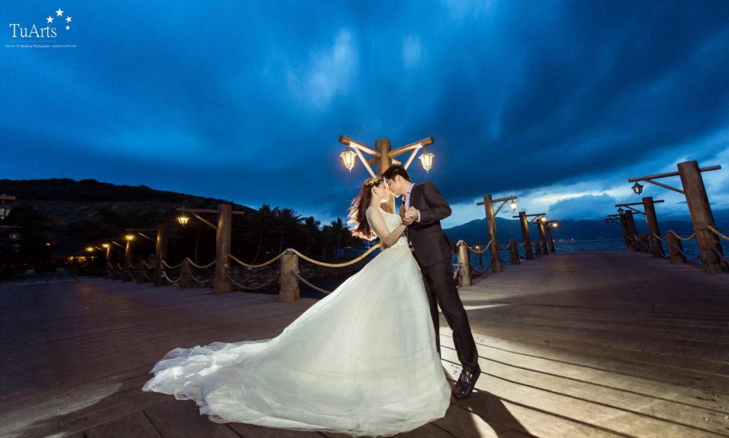 Những địa điểm chụp ảnh cưới ở Nha Trang