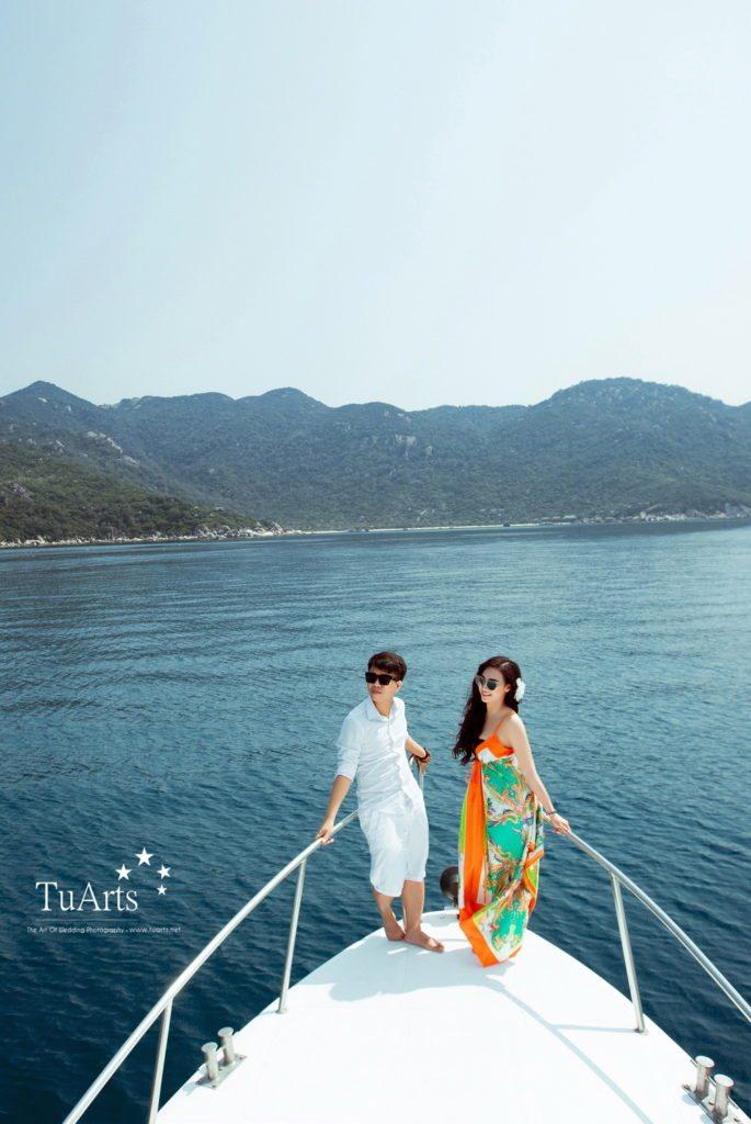 Kinh nghiệm chụp ảnh cưới đẹp ở Nha Trang 8