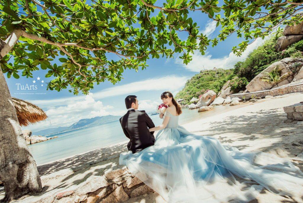 Chụp ảnh cưới ở Nha Trang ở đâu thì đẹp? 6