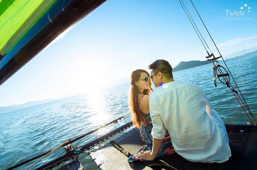 Tổng hợp những địa điểm chụp ảnh cưới Nha Trang không mất phí 4
