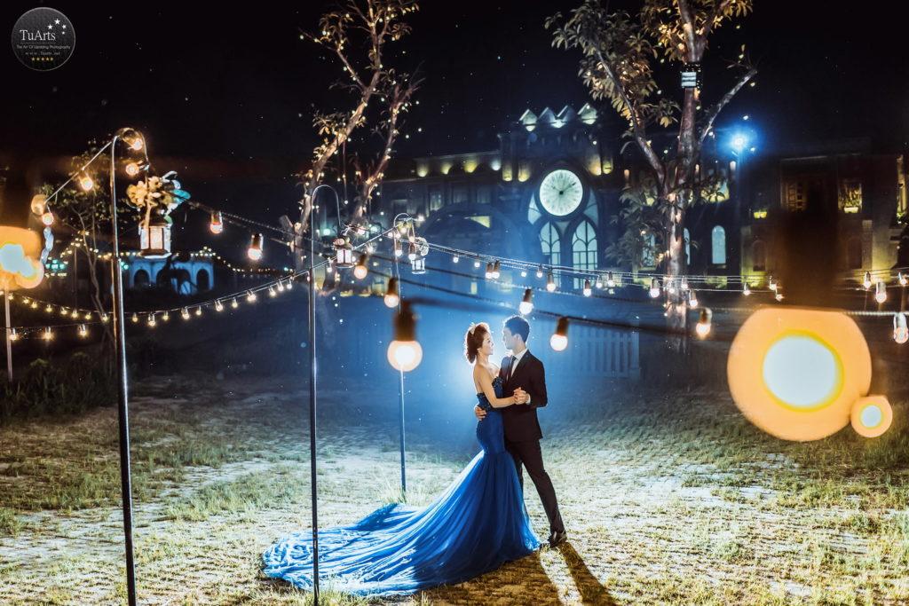 Địa điểm chụp ảnh cưới ngoại cảnh đẹp tại Hà Nội