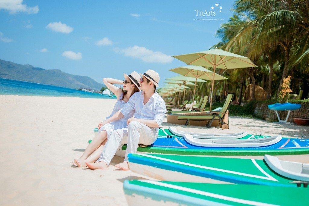 Tổng hợp những địa điểm chụp ảnh cưới đẹp Nha Trang có thu phí 1