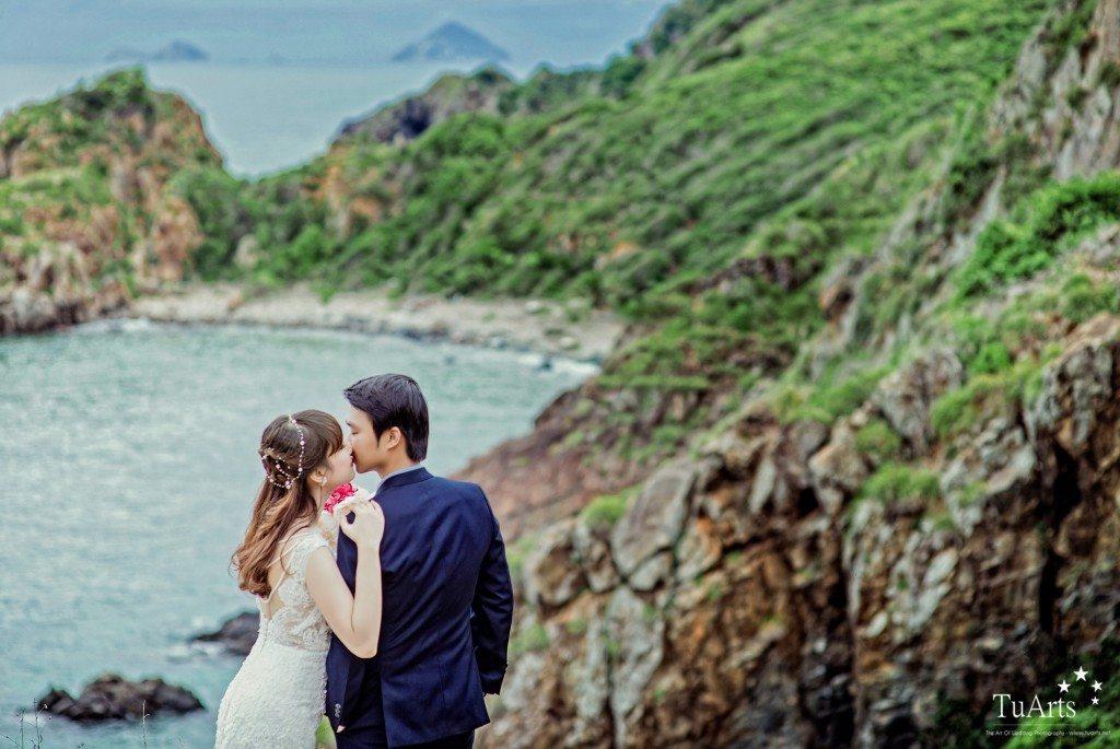 Tổng hợp những địa điểm chụp ảnh cưới đẹp Nha Trang có thu phí 2